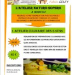 Innovation Co-actions : l'Atelier Naturo-Sophro !!!