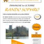 Rando Sophro en forêt de Lacqeyre et lac du Grecq à Orthez
