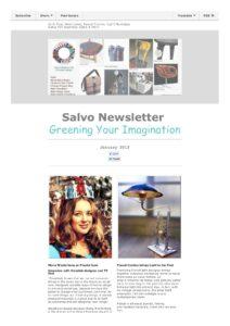 Salvo Design- platform-2012