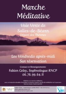 Marches méditatives à Salies-de-Béarn