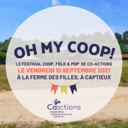 Festival Oh my Coop - Co-actions