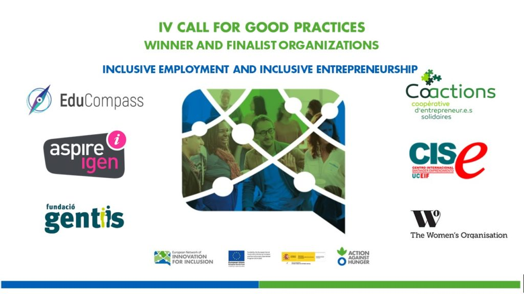 Best Practices of inclusive entrepreneurship